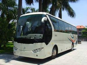 55 seats tour bus
