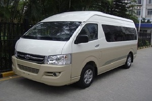 18 seats business van